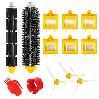 Energup Kit de remplacement pour iRobot Roomba 700 série 700 720 750 760 765 770 772 772e 774 775 776 776p 780 782 782e 785 786