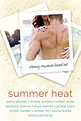 Summer Heat: A Steamy Romance Boxed Set (English Edition)