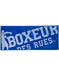Boxeur Des Rues - Toalla para gimnasio Fight Activewear, Fight Activewear, turquesa, talla única