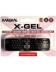 Karakal x-gel – Grip de repuesto Negro
