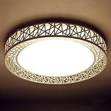 xidayurg runde originalitt persnlichkeit vogelnest deckenleuchte modernes wohnzimmer lampe warmen schlafzimmer arbeitszimmer licht - Deckenleuchte Wohnzimmer Modern