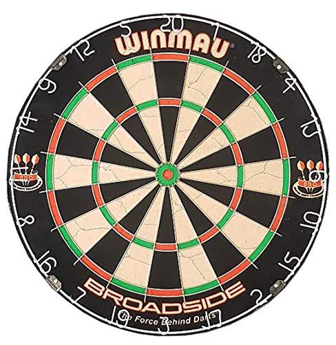 Bully Darts Winmau - Bersaglio per Freccette, Punta in Acciaio