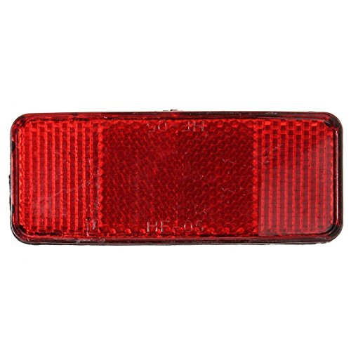 Bike Reflector Lamp - TOOGOO(R)Bike Safety Rear Lamp Reflector Highly Light Cycling Accessories