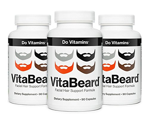 Facial-Hair-Growth-Multivitamin-The-Original-Beard-Growth-Supplement-For-Men-Grow-A-Thicker-Fuller-Beard-Vegan-Non-GMO-3rd-Party-Tested-90-Capsules