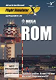 Produkt-Bild: Flight Simulator X - Mega Airport Rom (Add - On) - [PC]