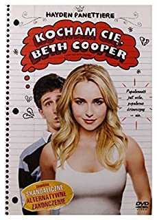 I Love You, Beth Cooper [Region 2] (English audio. English subtitles) by Hayden Panettiere
