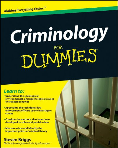 Criminology For Dummies
