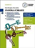 Parola chiave. La lingua italiana per accedere a tutti i linguaggi e le discipline. Per le Scuole superiori. Con e-book. Con espansione online. Con DVD-ROM: A-B