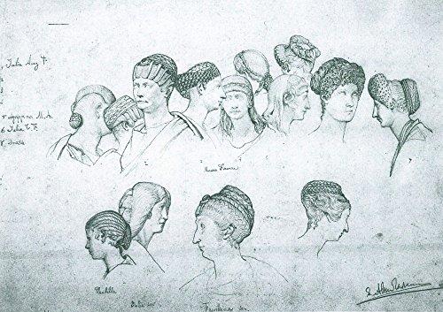 le-musee-de-sortie-croquis-de-coiffures-de-sculptures-antique-par-alma-tadema-poster-61-x-813-cm