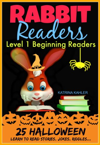 6 Year Olds, 25 Early Readers - Learn to Read Books with Sightwords and Pictures for Beginner Readers (Rabbit Readers Book 5) (English Edition) ()