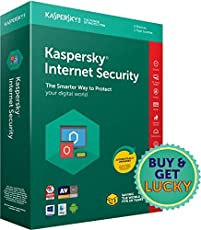 Kaspersky internet Security Latest Version- Multi-Device- 5 PC 1 Year (CD)