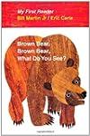 Brown Bear, Brown Bear (My First Read...