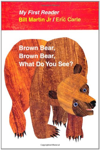 Brown Bear, Brown Bear My First Reader
