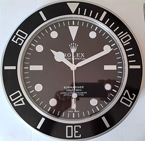 Fir Reloj De Submariner Luminosa Pared Rolex IbgY7mf6yv