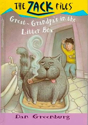 (Zack Files 01: My Great-grandpa's in the Litter Box (The Zack Files, Band 1))
