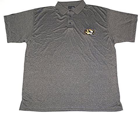 Université du Missouri Tigers Majestic Performance Polo pour Homme Taille 2 X L