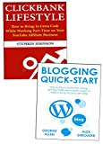 Profit by the Weekend: How to Start a Part-Time Business You Can Earn Money from While Working at home Through Clickbank Marketing and Writing on Your Blog (English Edition)