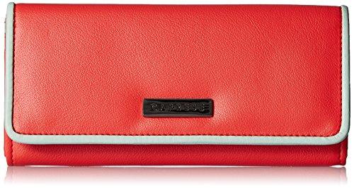 Caprese April Women's Wallet (Coral and Mint)