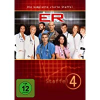 ER - Emergency Room, Staffel 04