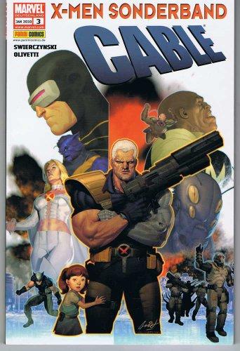 X-Men Sonderband Cable 3