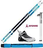 Atomic Langlaufski-Set XCRUISE 55 in 193cm + Bindung + Schuhe Pro Classic women...
