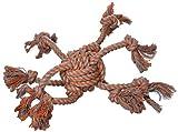 Flamingo - Karlie, 1031642 - Octopus aus Baumwolle, 8 x 10cm