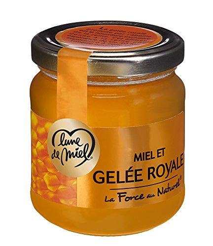 Famille Michaud Miel et Gelée Royale Gelee Royal Honig 250 Gramm (Nektar-protein-getränke)