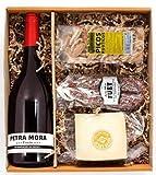 Petra Mora - Cesta de regalo gourmet: Pack Salado 1