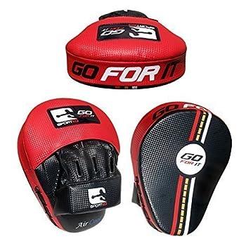 Boxeo Focus almohadillas...