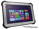 Panasonic Toughpad FZ-G1 mk4 128GB Nero, Argento tablet