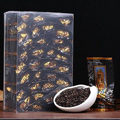 250g (0.55LB) huile coupe noir oolong thé cuit tieguanyin perte de poids thé oolong oolong noir thé pour la perte de poids thé minceur Thé Tikuanyin thé noir thé vert alimentaire rouge