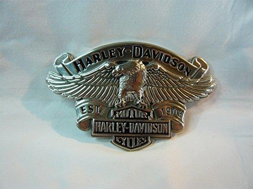 Artikel eird am nächsten Tag versand!Harley Davidson Gürtelschnalle buckle Gürtel Belt Gürtel shield Adler Totenkopf Motorrad (Harley Gürtelschnallen)
