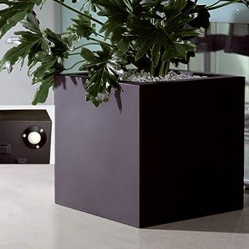 euro3plast pflanzk bel kube 50 cm mit rollen. Black Bedroom Furniture Sets. Home Design Ideas