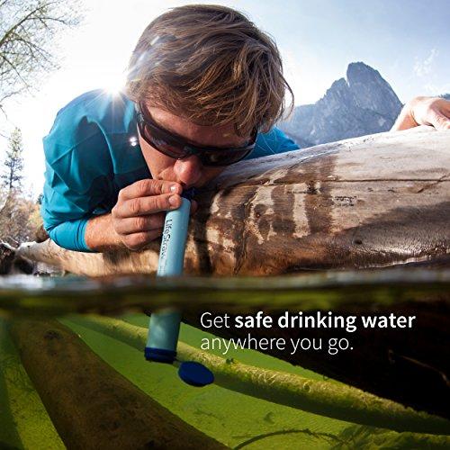 LifeStraw - Filtre à eau Personnel
