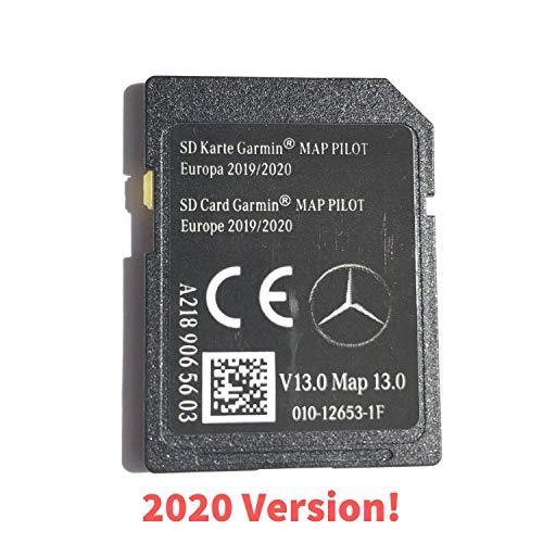 SD-Karte Mercedes Garmin Karte Pilot STAR1 v13 Europa 2020 - A2189065603