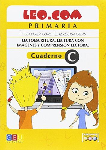 Leo.com C Primeros Lectores por Mª del Prado Díaz del Castillo Hernández