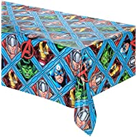 Mighty Avengers 88833 Table Cover, Blue