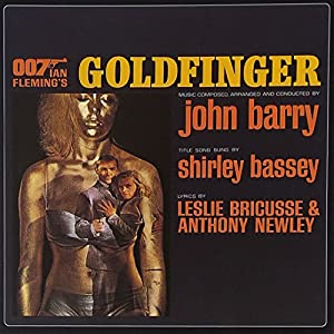 John Barry - Goldfinger - Remastered