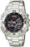 CASIO 19702 AMW-705D-1AV - Reloj Caballero Cuarzo Brazalete metálico dial Negro