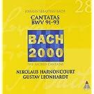Bach 2000 (Kantaten BWV 91-93)