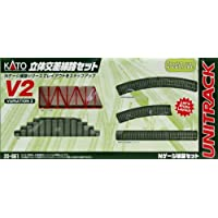 Kato 20-861 V2 Up & Down Elevated Oval Variation Pack (japan import)