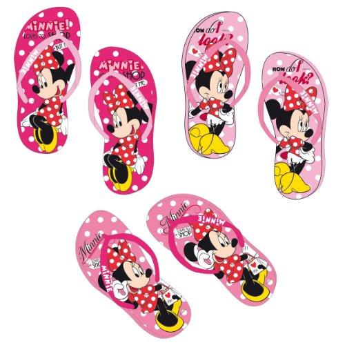 Disney Minnie Mouse sandali (selezionare le dimensioni comunicare via e-mail)