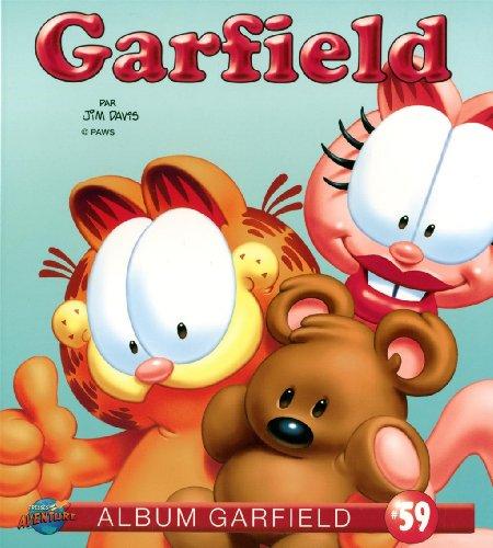 Garfield, Tome 59 : par Jim Davis