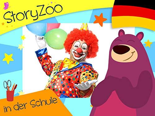 StoryZoo in der Schule - (Kinder Papagei Kostüme)