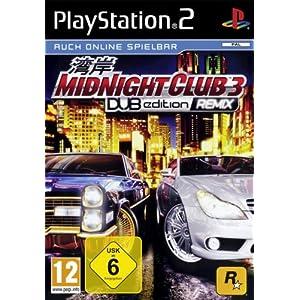 Midnight Club 3: DUB Edition – Remix