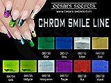 Dramatic Chrom Smile Line SILVER