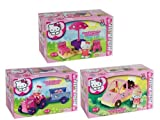 HELLO KITTY UNICO MINISET TERR