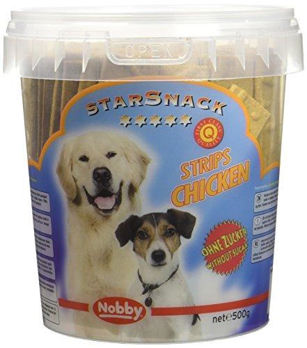 Nobby Friandise pour Chien Seau Strips Poulet 500 g