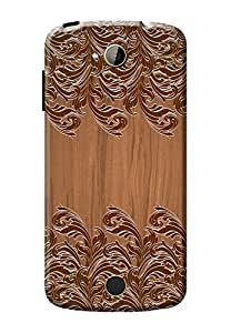 Acer Liquid Z530 Hard Cover Kanvas Cases Premium Quality Designer 3D Printed Lightweight Slim Matte Finish Back Case for Acer Liquid Z530