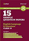15 Sample Question Papers English Language & Literature for Class 10 CBSE